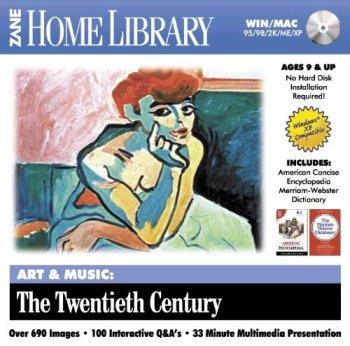 ART & MUSIC: THE TWENTIETH CENTURY