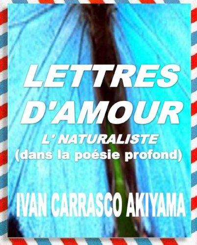 Couverture du livre LETTRES D'AMOUR