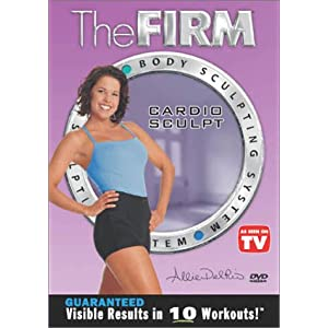 The Firm: Body Sculpting System - Cardio Sculpt