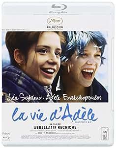 La Vie d'Adèle - Chapitres 1 & 2 - César® 2014 du meilleur espoir féminin [Blu-ray]