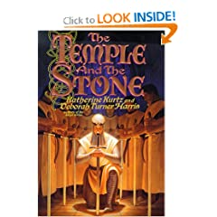 The Temple and the Stone by Katherine Kurtz and Deborah Turner Harris