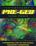 Pre-GED Satellite Book: Social Studies (GED Calculators)