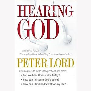 Hearing God Audiobook