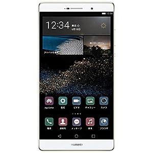 Huawei SIMフリー P8max DAV-702L P8MAX