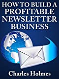 img - for How to Build a Profitable Newsletter Business book / textbook / text book