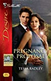 img - for Pregnancy Proposal (Silhouette Desire) book / textbook / text book
