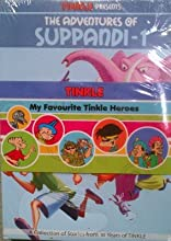 MY FAVOURITE TINKLE HEROES II