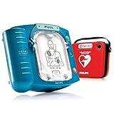 Philips HeartStart Home Defibrillator & Package