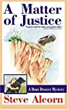 img - for A Matter of Justice book / textbook / text book