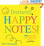 2013 Instant Happy Notes boxed calend...