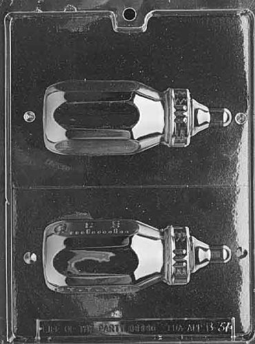 4 OZ. BABY BOTTLE Baby Candy Mold Chocolate4 OZ. BABY BOTTLE Baby Candy Mold Chocolate