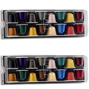 Genuine 32 Nespresso Capsules: 2x Starter, Variety, Selection Gift Box