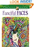 Fanciful Faces Coloring Book (Creativ...