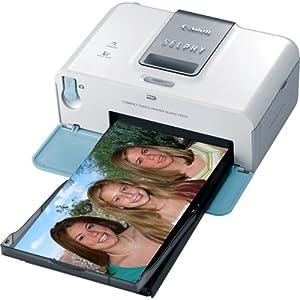 Amazon Com Canon Selphy Cp510 Compact Photo Printer