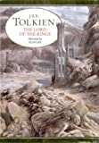 J. R. R. Tolkien The Lord of the Rings - illustrated hardback