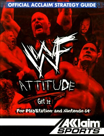 WWF Attitude, Get It: Official Acclaim Strategy Guide, Banks,Bill