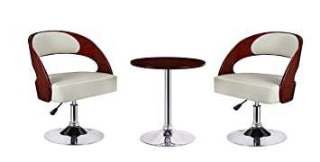 Rissanti Bistro Set, 2 Chairs and 1 Table