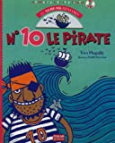 N� 10 le Pirate (1CD audio)