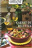 bookshop cuisine  Carnet de recettes Côté Est   because we all love reading blogs about life in France