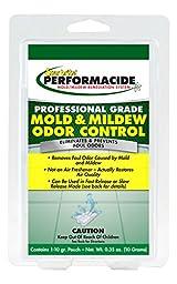 Performacide 122010 Mold and Mildew Odor Eliminator, ClO2 Gas Generator