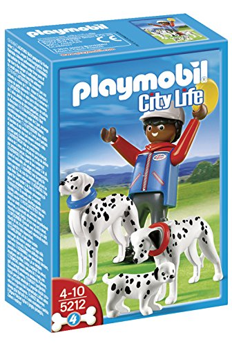 PLAYMOBIL Dalmatians with Puppy - 1
