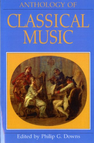 Anthology of Classical Music (The Norton Introduction to...