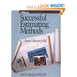 Successful Estimating Methods: From Concept to Bid