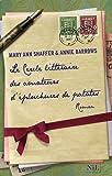 Le Cercle Litteraire des Amateurs d\'Epluchures de Patates par Mary Ann Shaffer