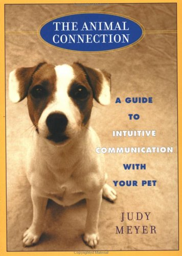 Animal Connection, The:  A Guide to Intuitive Communicationwith Your Pe, Judy Meyer
