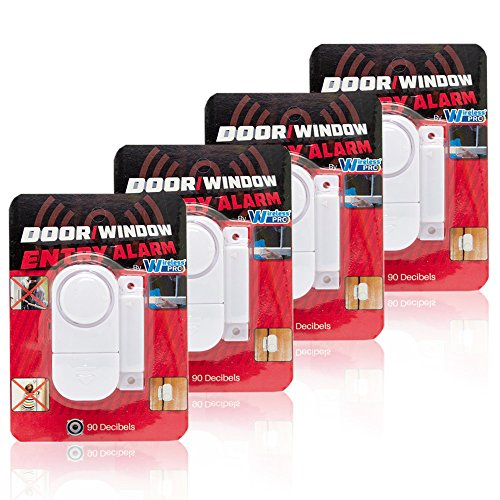 Best Mini Wireless Loud And Discreet Security Door And