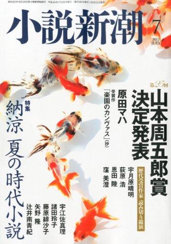 小説新潮 2012年 07月号 [雑誌]