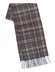 Blue Harbour Heritage Checked Scarf