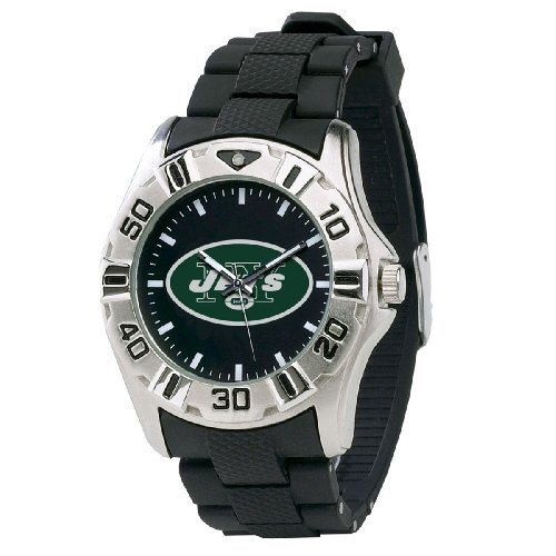 NFL Men's FM-NYJ MVP Series New York Jets Watch at Amazon.com