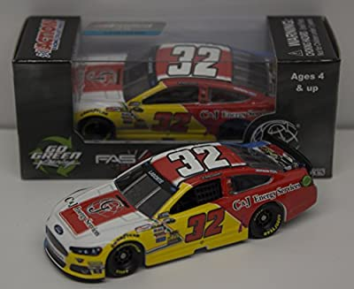 Terry Labonte 2014 C&J Energy Services Last Ride 1:64 Nascar Diecast