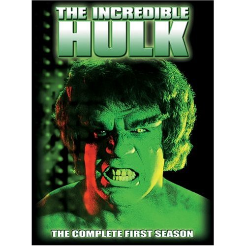 The Incredible Hulk: The Complete First Season [dvd] Picture