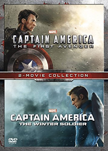 Captain America/Captain America: The Winter Soldier Double Pack [DVD]