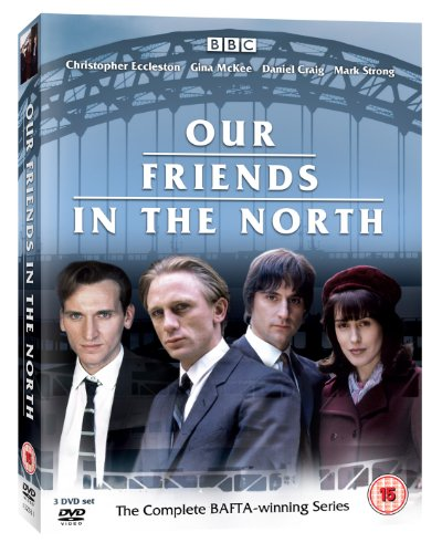 Our Friends In The North BBC [DVD] [1996]