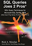 51KCQlflqcL. SL160  Top 5 Books of MS SQL Server Certification for February 26th 2012  Featuring :#5: SQL Queries Joes 2 Pros: SQL Query Techniques For Microsoft SQL Server 2008, Volume 2 (Sql Exam Prep)