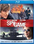 Spy Game [Blu-ray] (Bilingual)