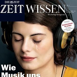 ZeitWissen: Dezember/Januar 2011/2012 Audiomagazin