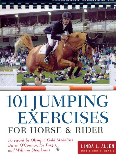 Linda Allen - 101 Jumping Exercises for Horse & Rider