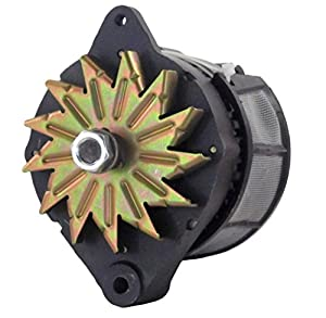 NEW ALTERNATOR FITS MASSEY FERGUSON COMBINE MF-8590 MF-860 MF-865 MF-9720 276-887-M91