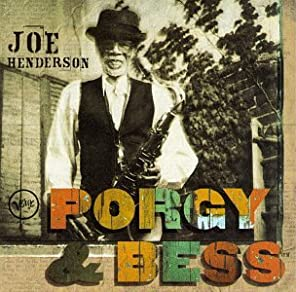 "Cover of ""Porgy and Bess"""