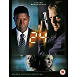 24: Season Two DVD Collection [DVD]by Kiefer Sutherland