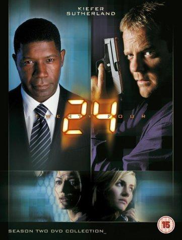 24 - Season 2 [DVD]