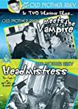 echange, troc Old Mother Riley - Meets The Vampire / Headmistress [Import anglais]