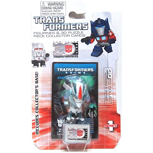 Starscream Transformers Prime 30th Anniversary 1.5 Inch Series 1 Mini Figure