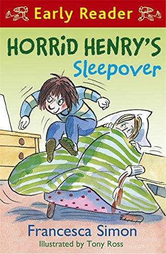 Horrid Henry's Sleepover (Early Reader) (Horrid Henry Early Reader)