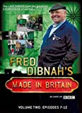Fred Dibnah's Made In Britain, Volume 2 : Episodes 7-12 [DVD]