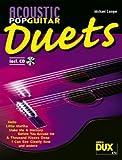 echange, troc Unknown. - Acoustic Pop Guitar Duets